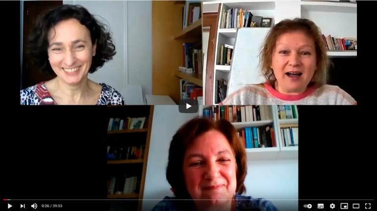 Entrevista a Beatriz Lobato y María Eugenia Bullón