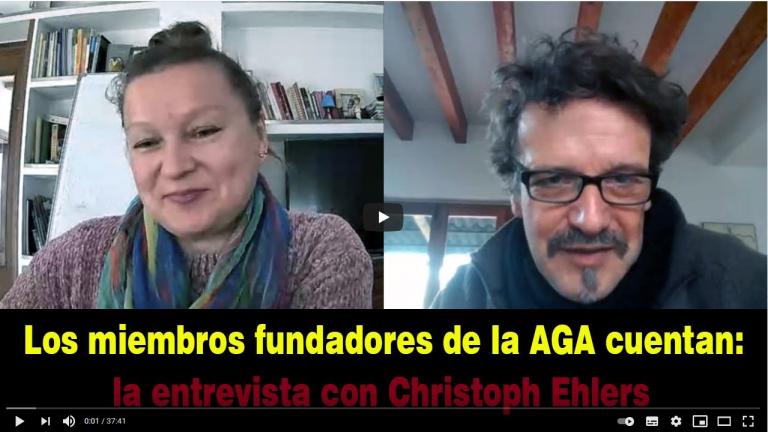 Entrevista con Christoph