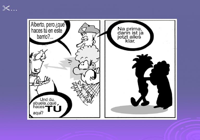 Didáctica a través del cómic – Cedido por Paco Zayas
