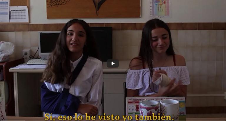 Vídeos en clase de alemán (sugerido por socia Cristina Ortega)