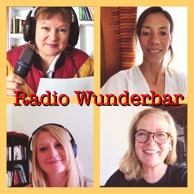 Radio Wunderbar – ideado por las socias Olga Koreneva, Christiane Limbach y Alice Stender.