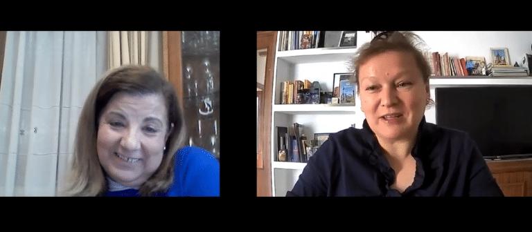 Entrevista de la AGA a la socia Gloria Carrillo