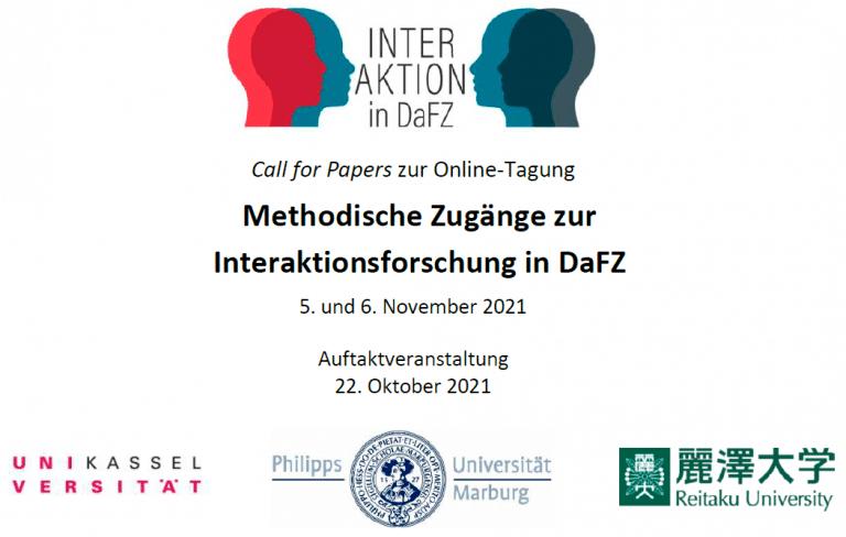 Methodische Zugänge zur Interaktionsforschung in DaFZ