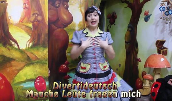 Divertideutsch con Berta – vídeos