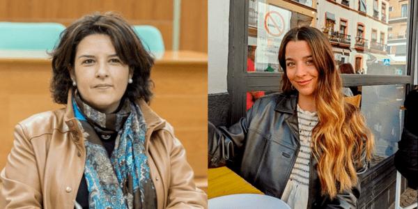 Entrevista de la becaria de la AGA Celia Almenara a la Socia y Vocal María del Carmen Balbuena.